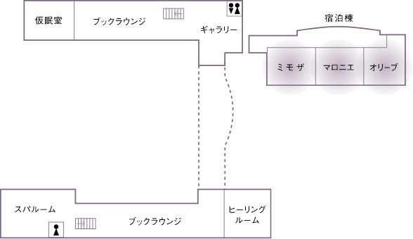 2F|洋室 3室