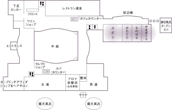 1F|和室 4室